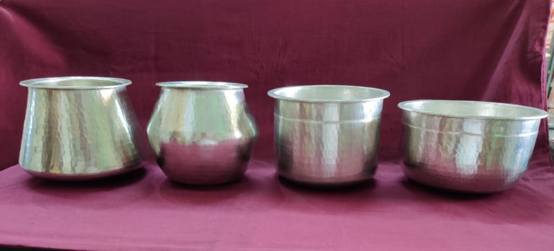 Tin (Velleeyam) Vessels