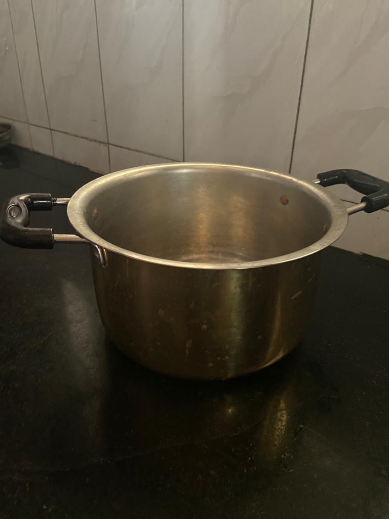 Tin Coated Brass Adukku