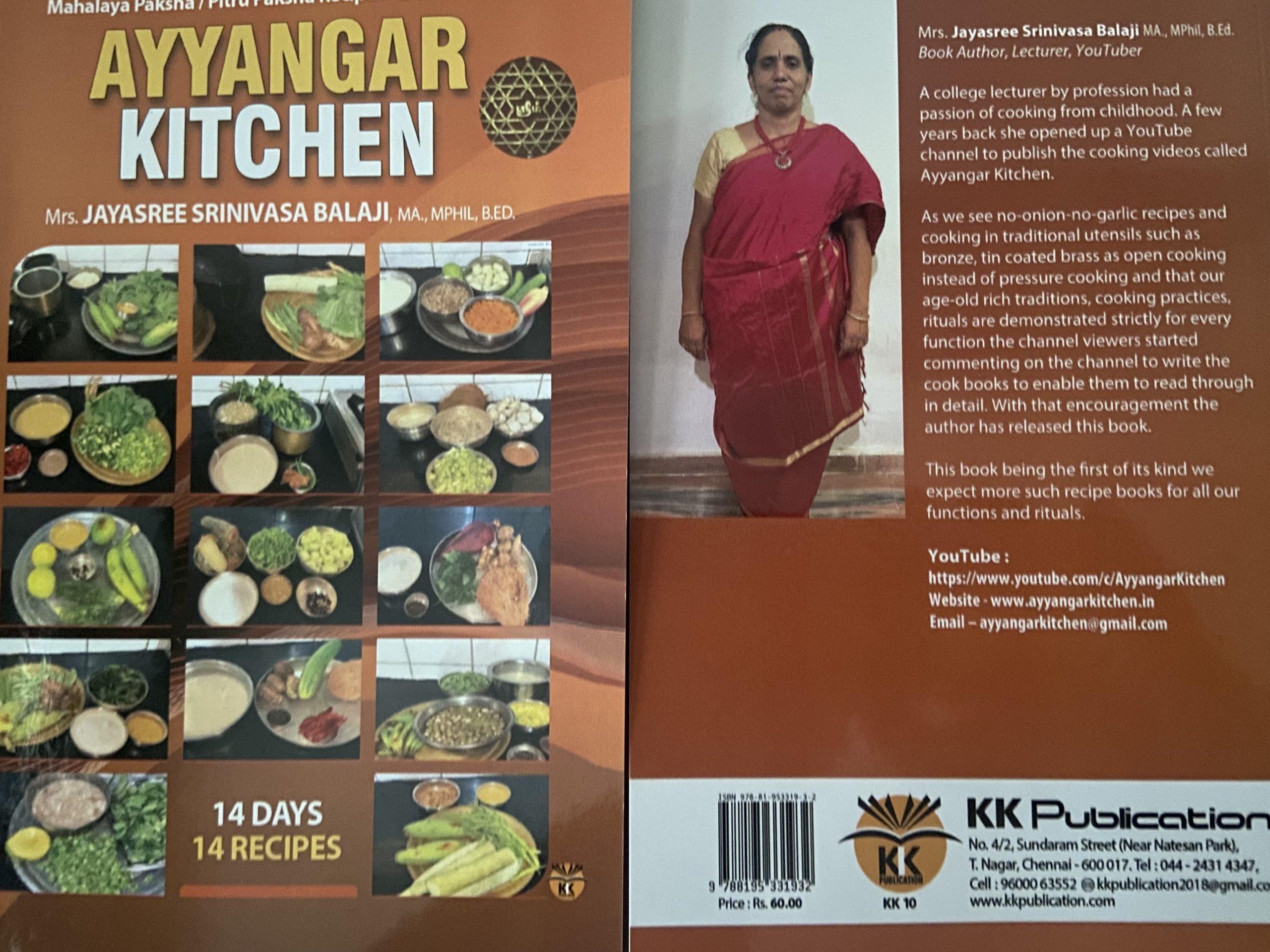 Mahalaya Paksham Recipes